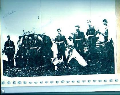 St. Vincent Memories: The Fenian Invasion of 1871